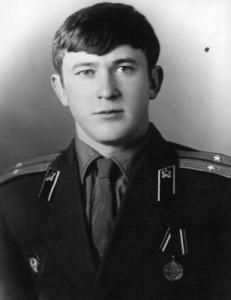 Я Ищу: Воропаев Александр 1946 г.р.