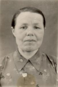 Я Ищу: Балабанова Анастасия 1924 г.р.