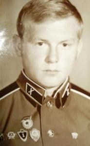 Я Ищу: Малинин Евгений 1955 г.р.