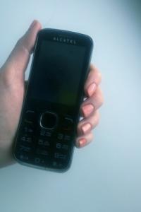 Найден телефон Alcatel