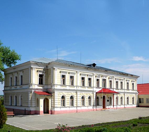 Красная Яруга и Краснояружский район
