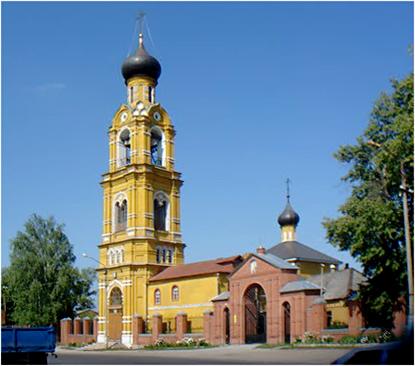 Киржач и Киржачский район