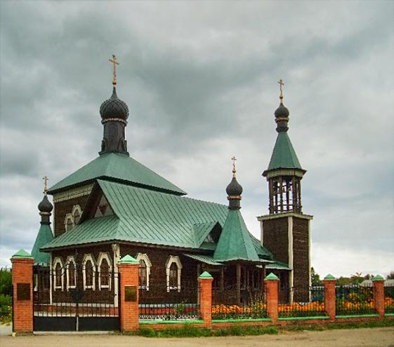Петушки и Петушинский район