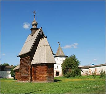 Юрьев-Польский и Юрьев-Польский район