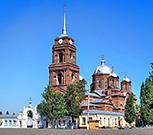 Бутурлиновка и Бутурлиновский район