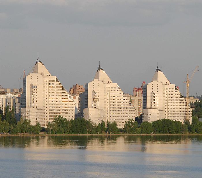 Воронеж и Воронежский городской округ