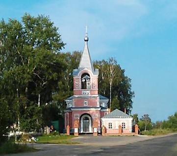 Верхний Ландех и Верхне-Ландеховский район