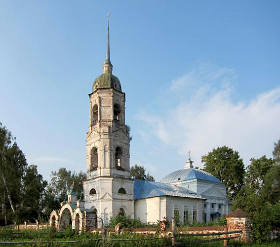 Юрьевец и Юрьевецкий район