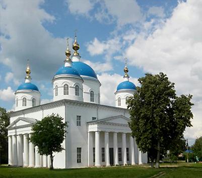 Мещовск и Мещовский район