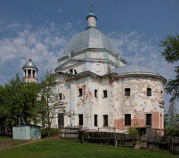Ульяново и Ульяновский район