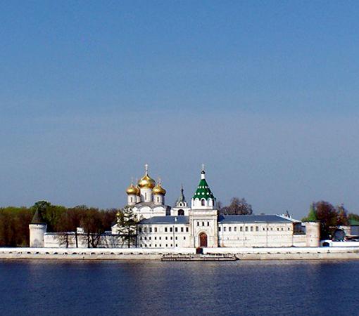 Кострома и Костромской район