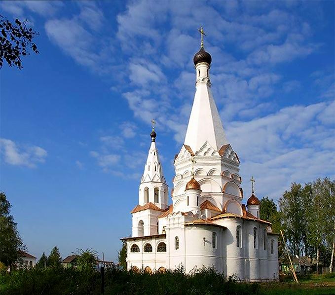Красное-на-Волге и Красносельский район