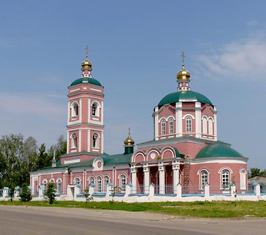 Данков и Данковский район