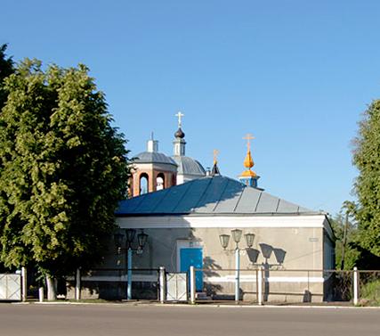 Глазуновка и Глазуновский район