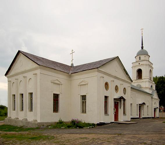 Новосиль и Новосильский район