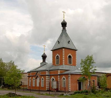 Нарышкино и Урицкий район