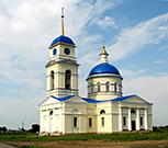 Александро-Невский и Новодеревенский район