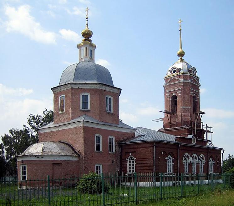 Пронск и Пронский район