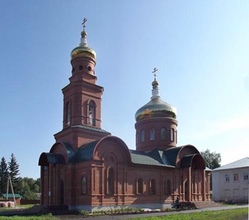 Староюрьево и Староюрьевский район