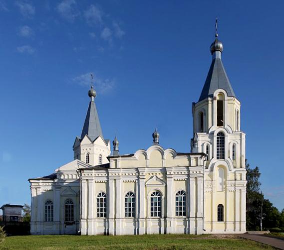 Лихославль и Лихославльский район