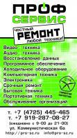ПРОФ-СЕРВИС, логотип
