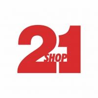 Логотип 21SHOP