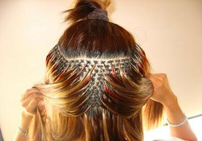 Наращивание волос рязань цены